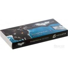 """Пластилин Cool for school """"Batman"""", 6 цветов, 120 г, картон"""