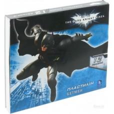 """Пластилин Cool for school """"Batman"""", 12 цветов, 240 г, картон"""