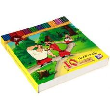 """Пластилин Cool for school """"ЯкКозаки"""", 10 цветов, 200 г., картон"""