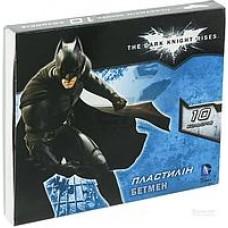 """Пластилин Cool for school """"Batman"""", 10 цветов, 200 г, картон"""