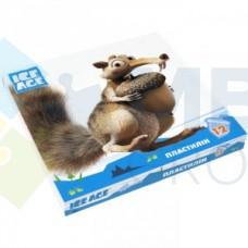 """Пластилин Cool for school """"Ice Age"""", 12 цветов, 240 г, картон"""