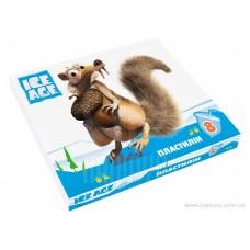 """Пластилин Cool for school """"Ice Age"""", 8 цветов, 160 г, картон"""