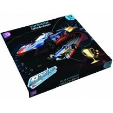 Пластилин Cool for school Racing, 10 цветов, 200 г, картон