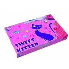 Пластилин Cool for school Sweet Kitten, 8 цветов, 160 г, картон