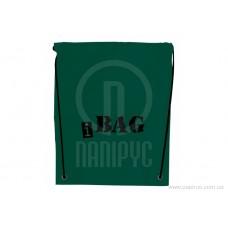 """Сумка для обуви Economix """"iBag"""", зеленый"""