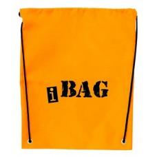 """Сумка для обуви Economix """"iBag"""", оранжевая"""