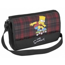 """Сумка через плечо горизонтальная Cool for school """"The Simpsons"""""""