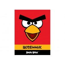 """Дневник школьный Cool for school """"Angry Birds"""", А5, 48 л."""
