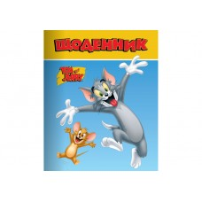 "Дневник школьный Cool for school ""Tom and Jerry"", А5, 48 л."