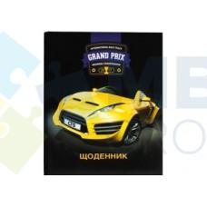 """Дневник школьный Cool for school """"Желтый автомобиль"""", 165х210 мм, 48 л."""