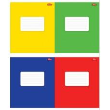 """Тетрадь Мрії збуваються """"Цветная коллекция"""" 18 листов, линия"""
