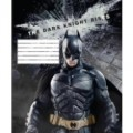 """Тетрадь Cool for school """"Batman"""", 12 листов, косая линия"""