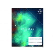 """Тетрадь Cool for school """"Universe"""", 48 листов, клетка"""