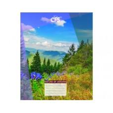 "Тетрадь Cool for school ""Nature of Ukraine"", 48 листов, клетка"