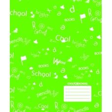 """Тетрадь Cool for school """"CFS"""", 12 листов, клетка"""