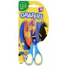 """Ножницы детские Cool for school """"GRAFFITI"""", 13,5 см."""