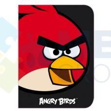 """Папка-пенал пластиковая Cool for school """"Angry Birds"""", В5, на молнии"""