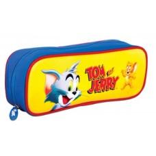 """Пенал мягкий Cool for school """"Tom and Jerry"""", прямоугольный"""