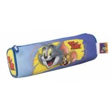 """Пенал мягкий Cool for school """"Tom and Jerry"""", тубус"""