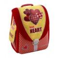 """Ранец школьный каркасно-трансформер Cool for school """"Love Heart"""", 14"""""""