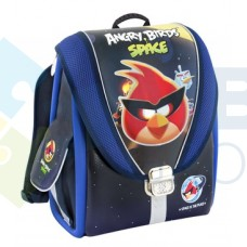 """Ранец школьный каркасно-трансформер Cool for school """"Angry Birds"""", 14"""""""