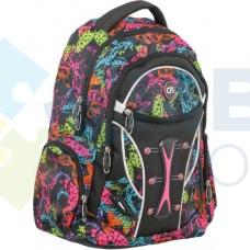 "Рюкзак молодежный Cool for school ""Butterfly"", 17,5"""