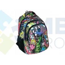"Рюкзак молодежный Cool for school ""Graffiti"", 16"""