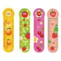 """Закладки пластиковые для книг Cool for school """"Fruit"""""""