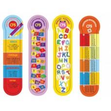 """Закладки пластиковые для книг Cool for school """"Education"""""""