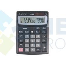 Калькулятор настольный Optima, 10 разрядов, размер 137 х 103 х 32 мм