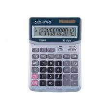 Калькулятор настольный Optima, 12 разрядов, размер 230 х 165 х 45 мм