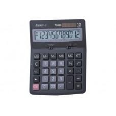 Калькулятор настольный Optima, 12 разрядов, размер 170 х 122 х 32 мм
