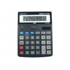 Калькулятор настольный Optima, 12 разрядов, размер 200 х 150 х 27 мм