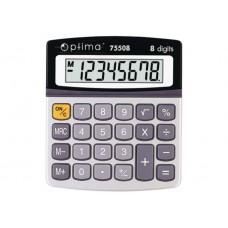 Калькулятор настольный Optima, 8 разрядов, размер 134 х 107 х 34 мм
