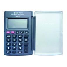 Калькулятор карманный Optima, 8 разрядов, размер 104 х 62,8 х 10,5 мм