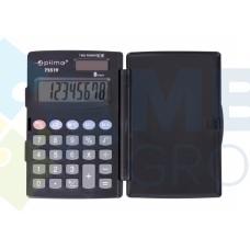 Калькулятор карманный Optima, 8 разрядов, размер 103 х 67 х 10 мм