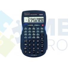 Калькулятор инженерный Optima, 8 + 2 разрядов, размер 135 х 76 х 16 мм