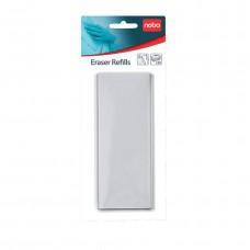 Набор сменных салфеток для магнитной губки Nobo Eco, 10 шт.