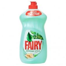 Средство для мытья посуды Fairy, 500 мл, чайное дерево и мята