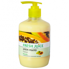 Крем-мыло жидкое Fresh Juice 460мл, авокадо-папайя