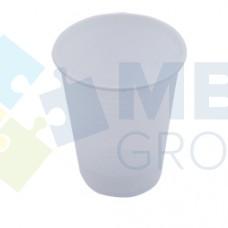 Стаканы одноразовые термостойкие Buroclean, 200 мл. белые, 100 шт
