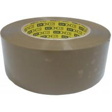 Лента клейкая упаковочная 48 мм х 100 м Economix, прозрачная