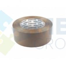 Лента клейкая упаковочная 45 мм х 100 яр. Format, коричневая