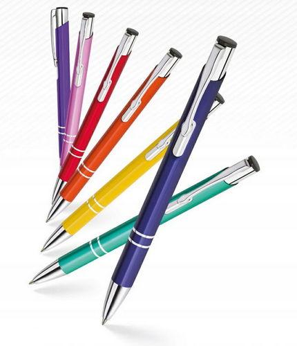 ,брндирования, нанесение логотипа компании на ручки - пример работ от компании MBS-groop